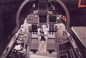F14-D Cockpit