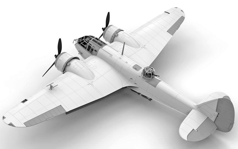 Airfix_Bristol_Blenheim_MklF_2.JPG